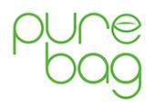 logo Pure Bag, sac poubelle papier